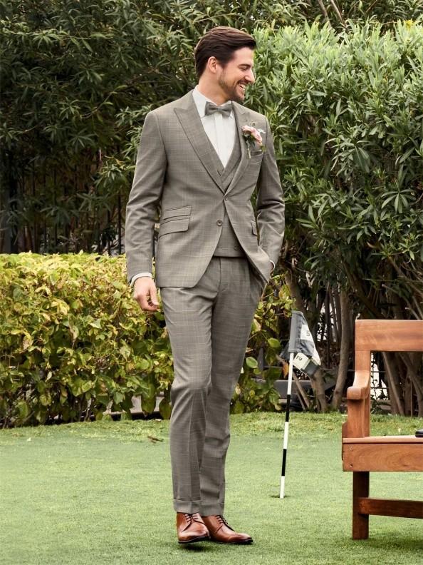 Pánské obleky Wilvorst CoolWedding look6 2019