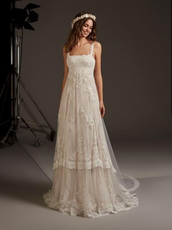 Svatební šaty Pronovias Cordelia 2020