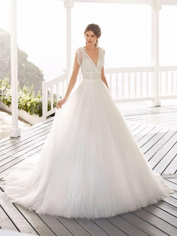 Svatební šaty Rosa Clará Croacia 2020