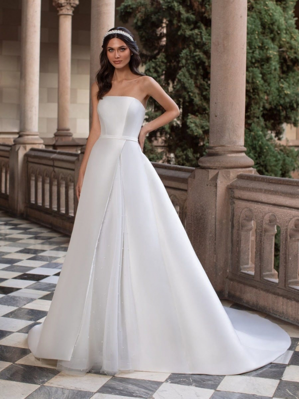 Svatební šaty Pronovias Curtis 2021