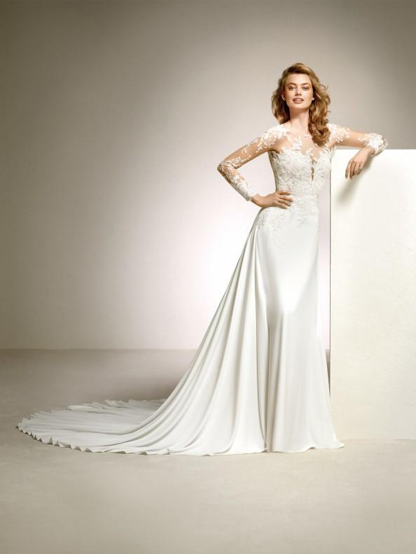 WEDDING DRESSES Pronovias Dacil 2019