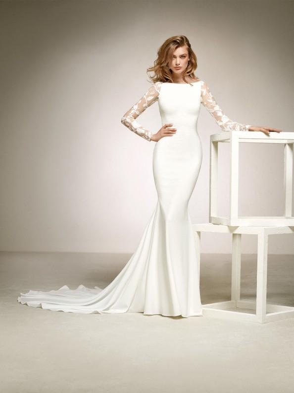 Svatební šaty Pronovias Dafne 2018