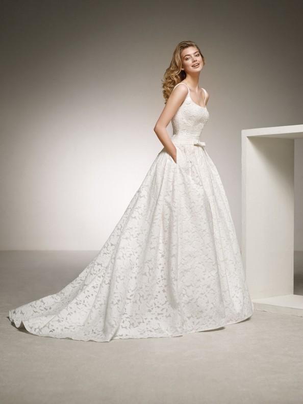 Svatební šaty Pronovias Deesa 2018
