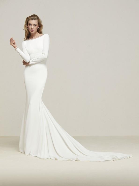 Svatební šaty Pronovias Drana 2018