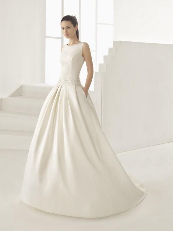 Svatební šaty Rosa Clará Elvia 2017