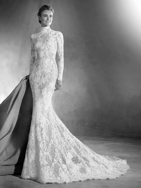 Svatební šaty Atelier Pronovias Elvira 2017