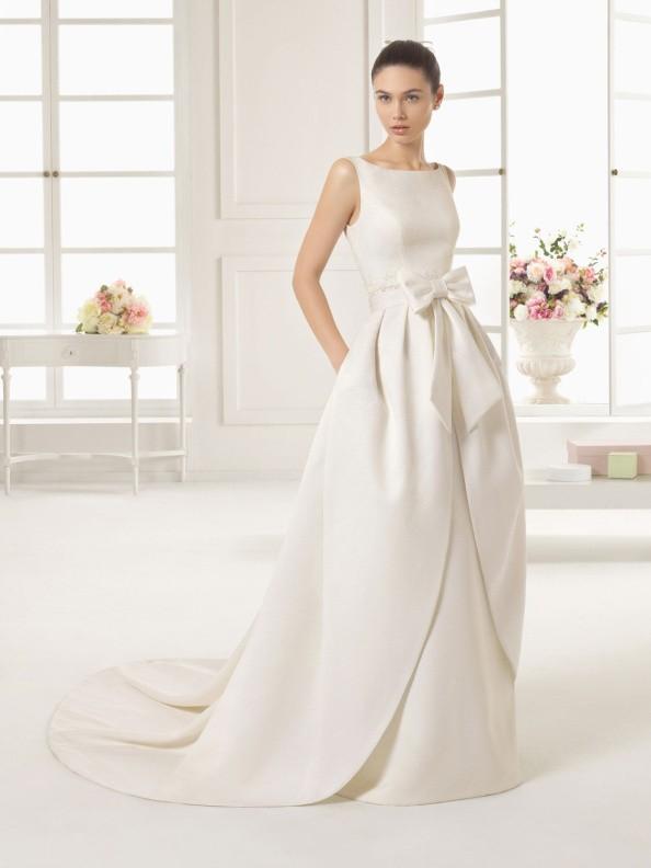 Svatební šaty Rosa Clará Emeri 2016