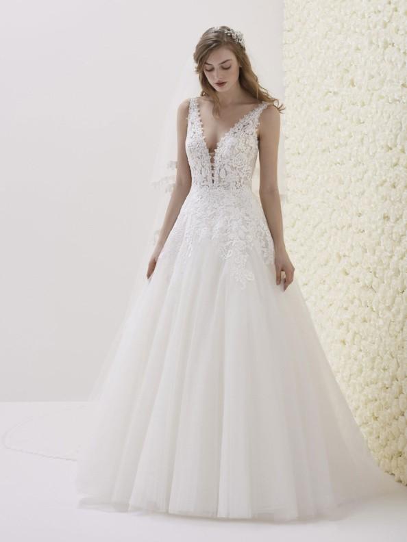 Svatební šaty Pronovias Estibaliz 2019