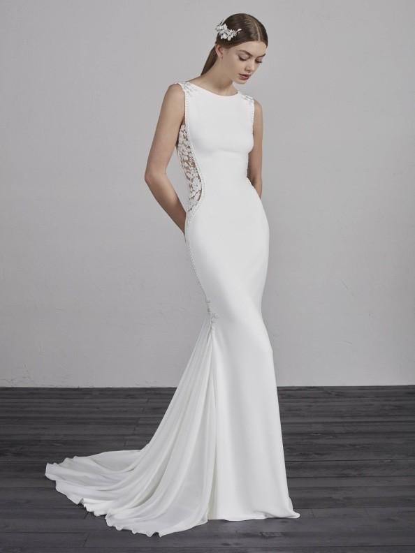 Svatební šaty Pronovias Estima 2020