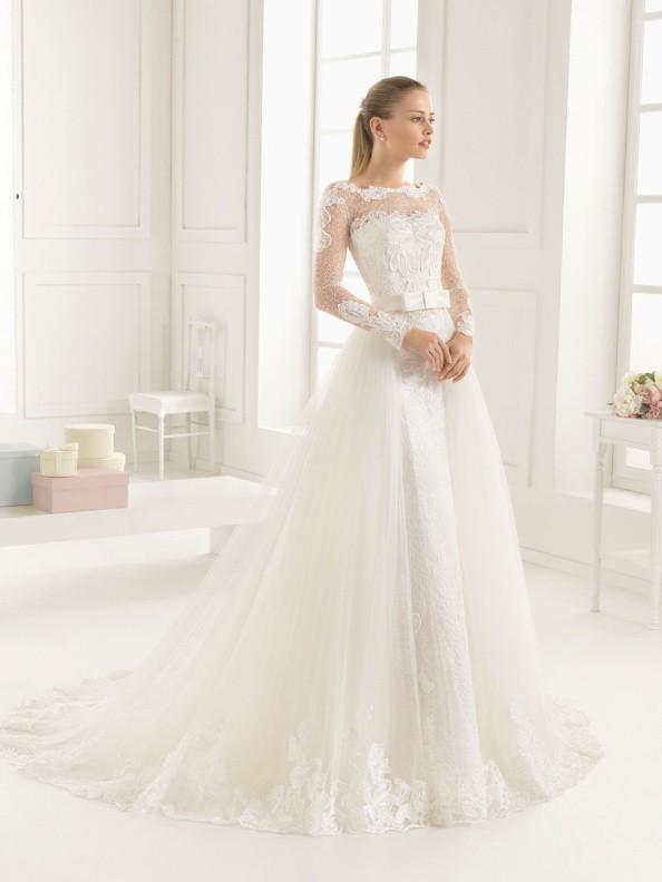 Svatební šaty Rosa Clará Evento 2016