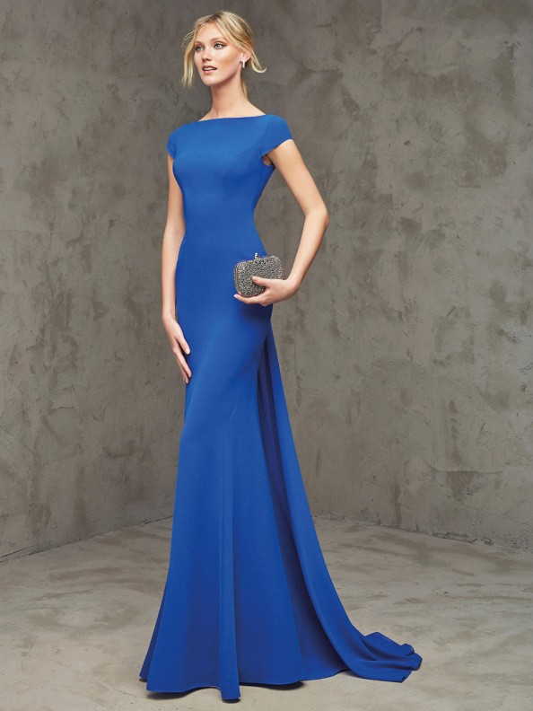 Společenské šaty Pronovias Fleur 2018