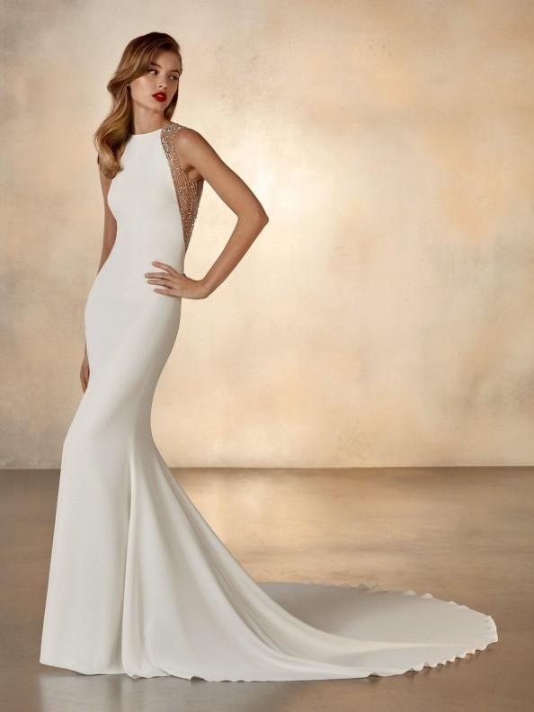 Svatební šaty Atelier Pronovias Galaxy 2020