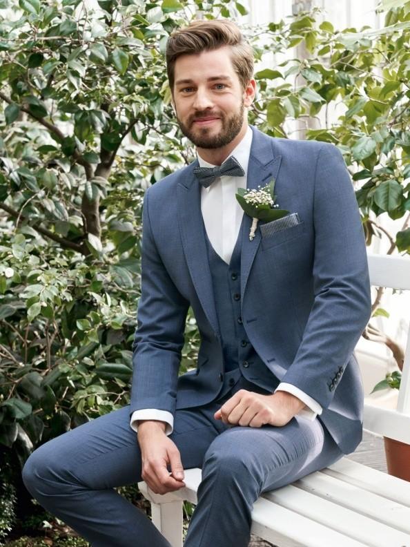 Pánské obleky Wilvorst GreenWedding look6 2019