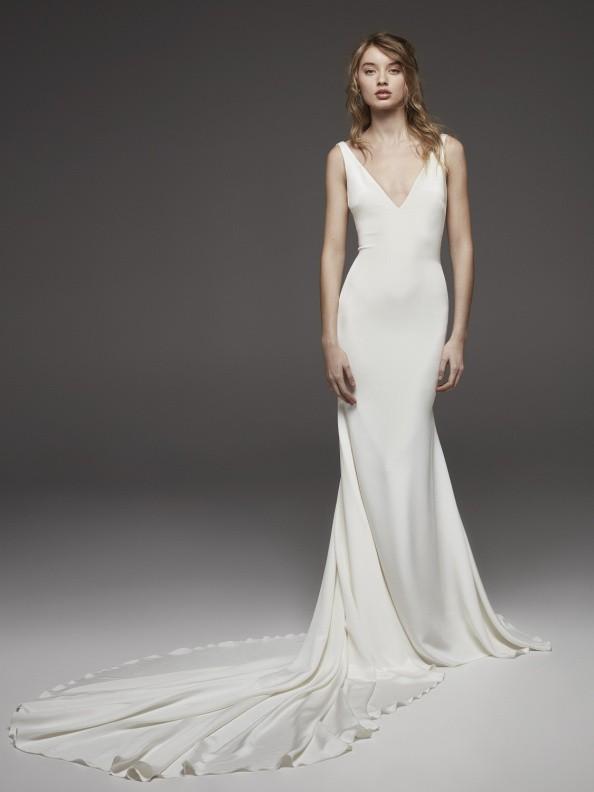 Svatební šaty Atelier Pronovias Hispalis 2019