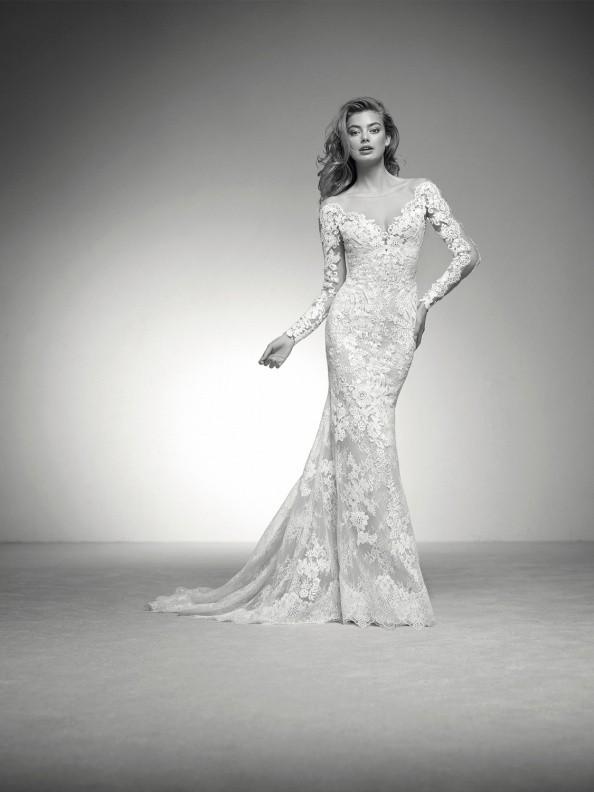 Svatební šaty Atelier Pronovias Iman 2019