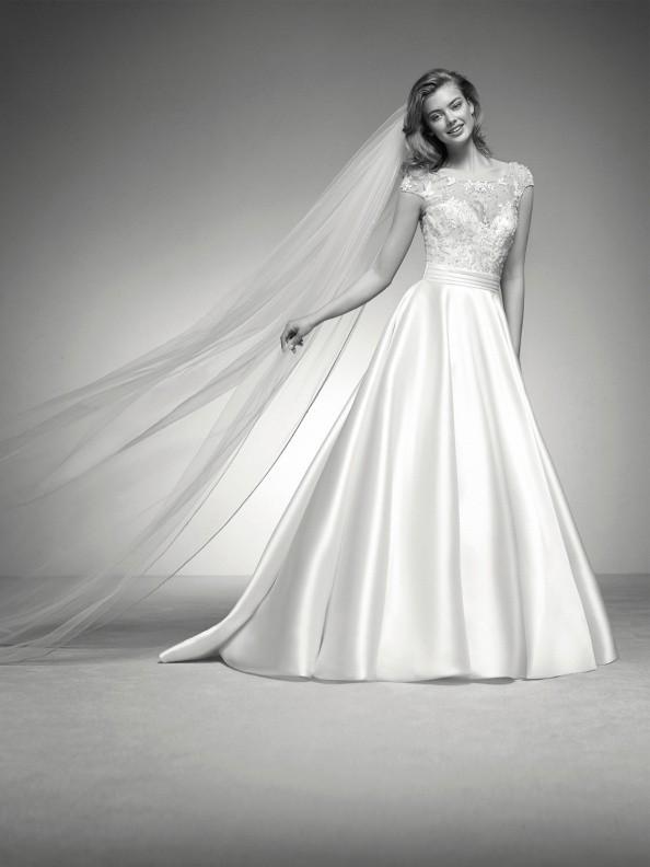 Svatební šaty Pronovias Iria 2018