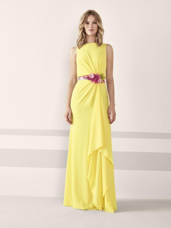 Společenské šaty Pronovias Jaen 2019