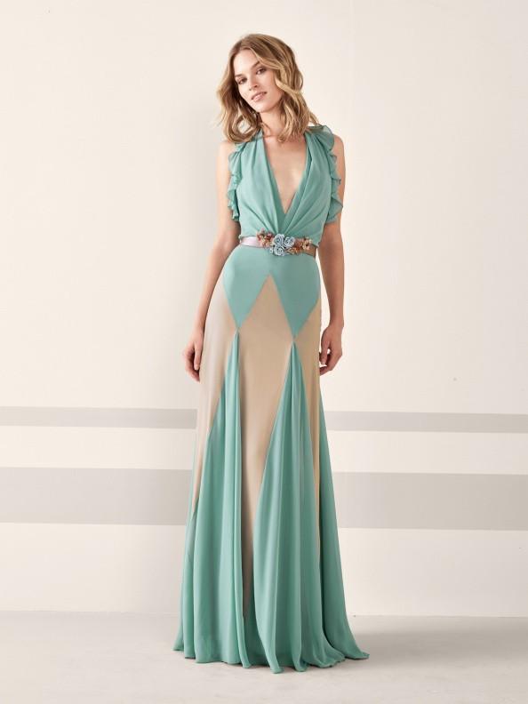 Společenské šaty Pronovias Jala 2019