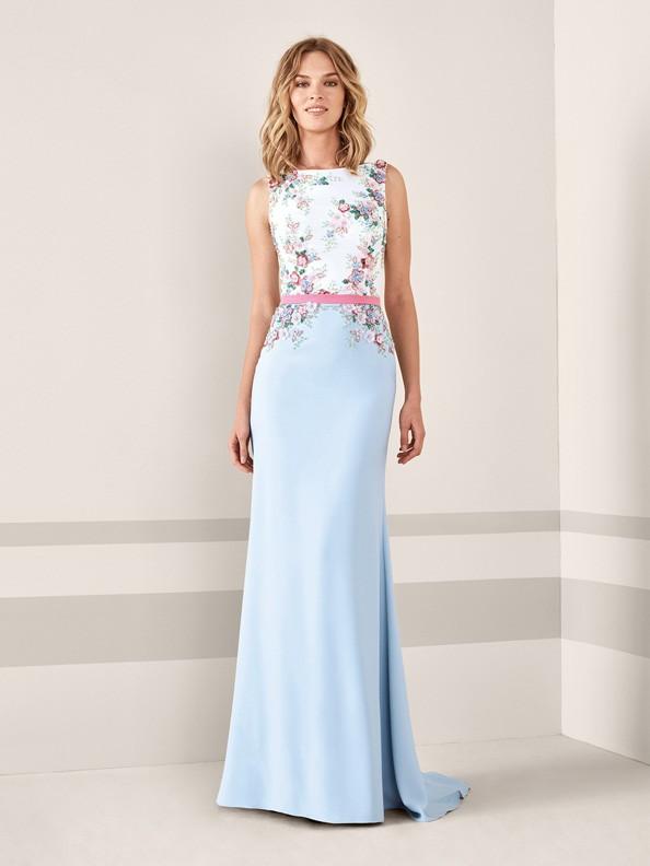Společenské šaty Pronovias Jenina 2019