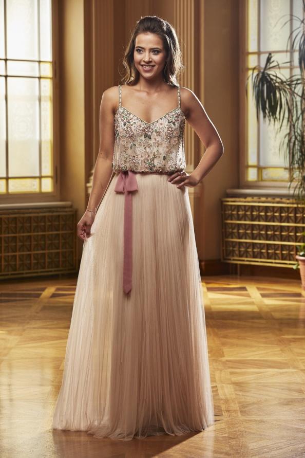 Společenské šaty Pronovias Joanna 2019