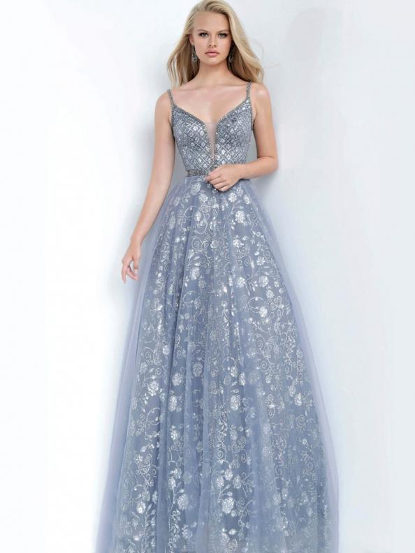 Maturitní šaty Jovani JVN4297 2021