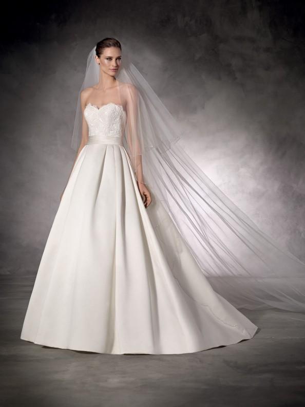 Svatební šaty BB Capsule by Pronovias Kaila 2017