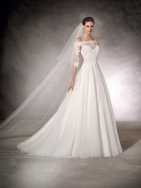 Svatební šaty BB Capsule by Pronovias Karen 2017