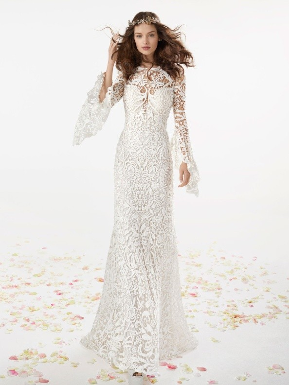 Svatební šaty Rosa Clará Keanna 2020