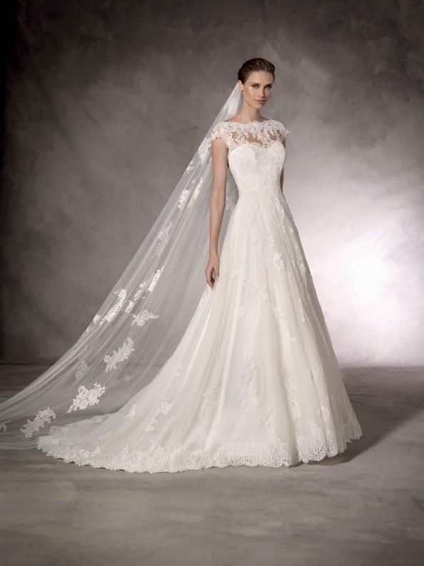 Svatební šaty BB Capsule by Pronovias Keyla 2017