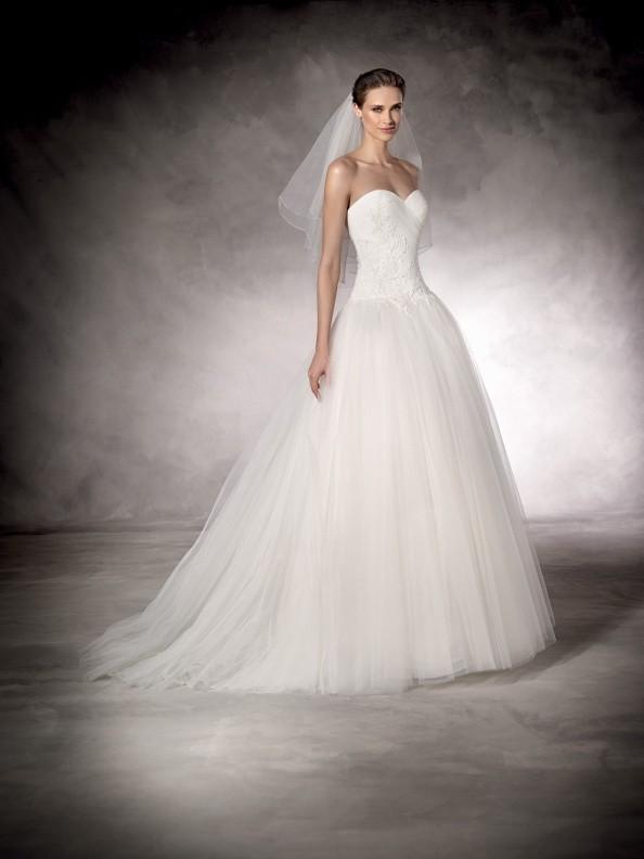 Svatební šaty BB Capsule by Pronovias Kiona 2017