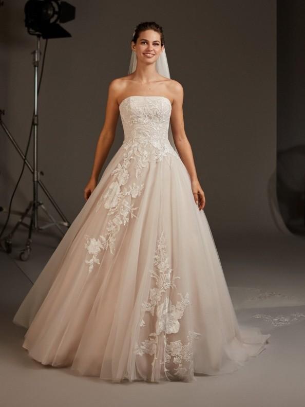 Svatební šaty Pronovias Lynx 2020