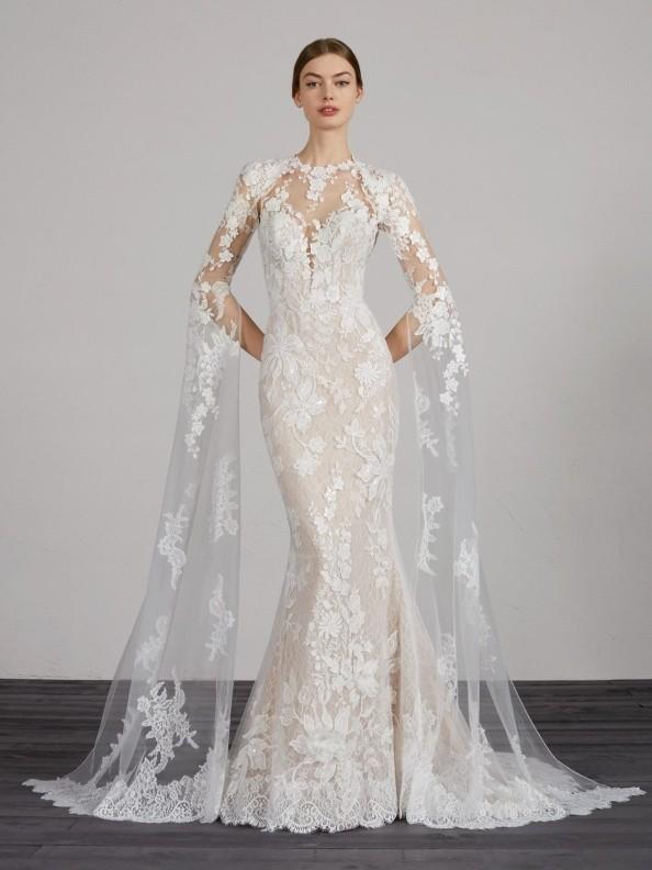 Svatební šaty Pronovias Mahon 2020