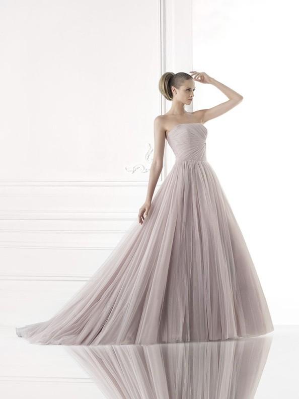 Svatební šaty Pronovias Malaika 2015