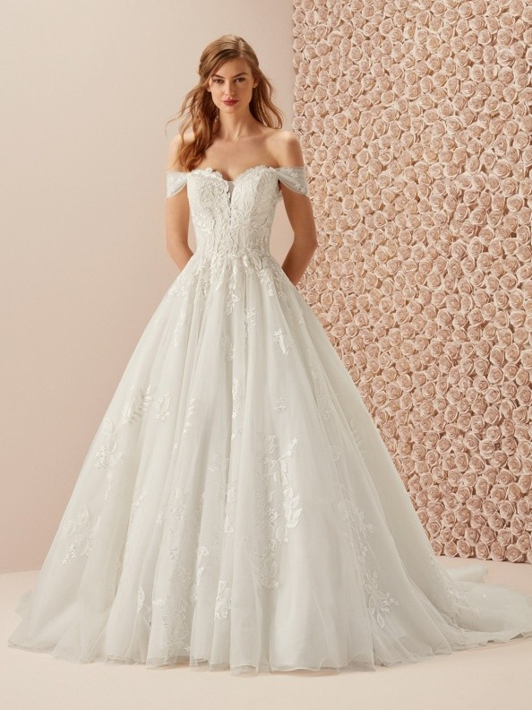 Svatební šaty Pronovias Mambo 2019
