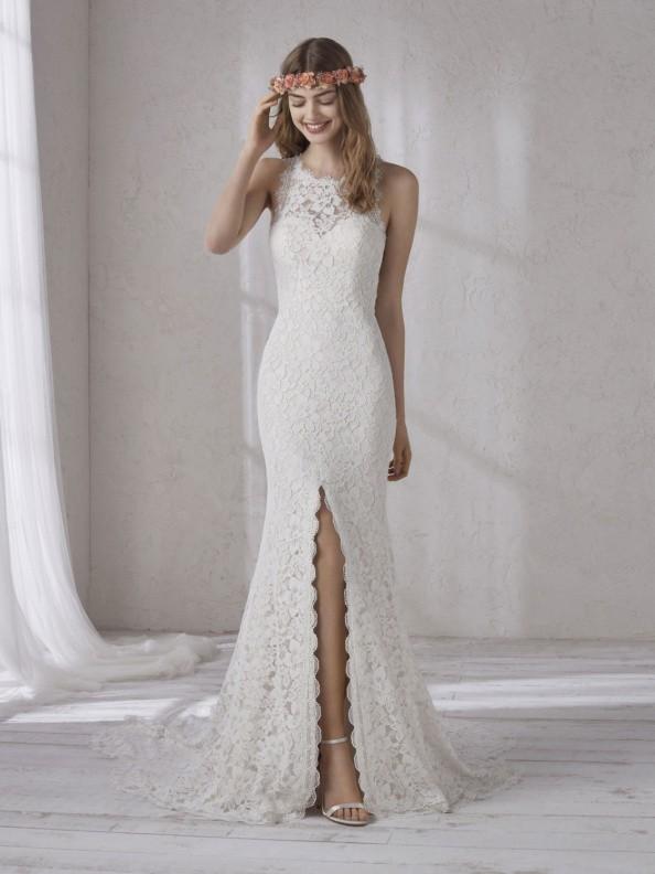 Svatební šaty Pronovias Maple 2019