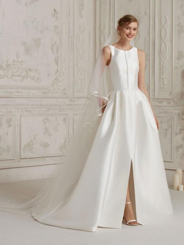 WEDDING DRESSES Pronovias Marbre 2019