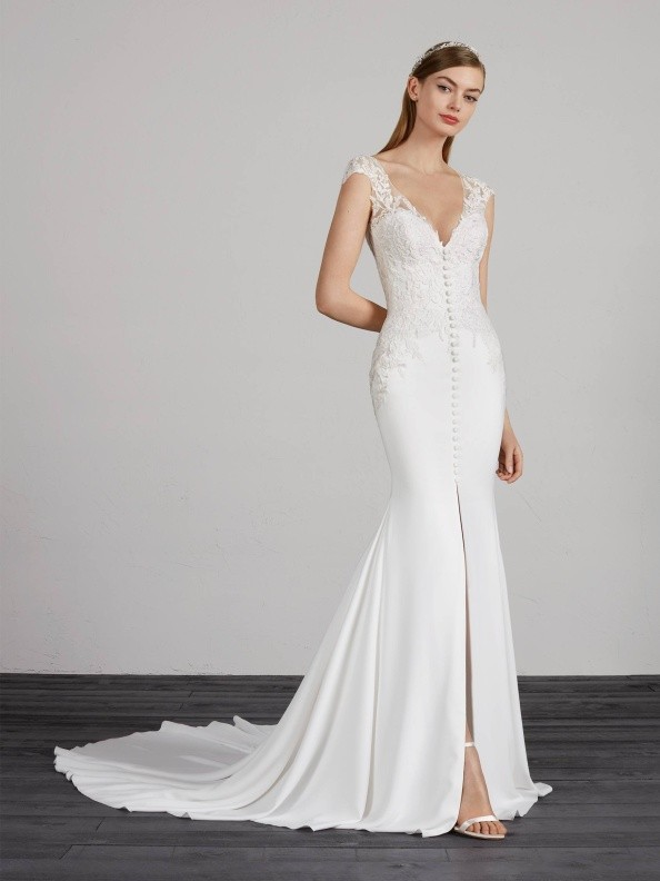 Svatební šaty Pronovias Marian 2019