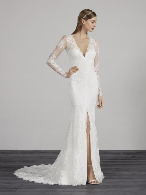Svatební šaty Pronovias Marsella 2019
