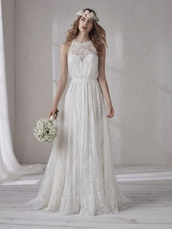 Svatební šaty Pronovias Mathilde 2019