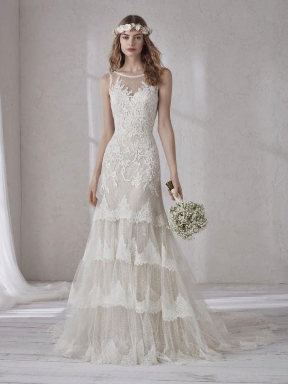 Svatební šaty Pronovias Meadow 2019