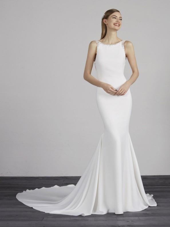 Svatební šaty Pronovias Medina 2019