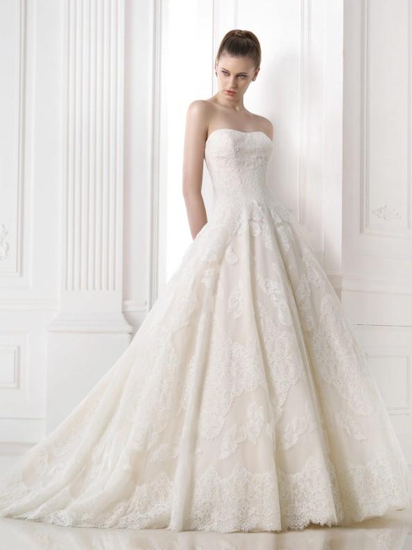 Svatební šaty Pronovias Melissa 2015