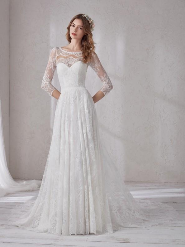 Svatební šaty Pronovias Melody 2019