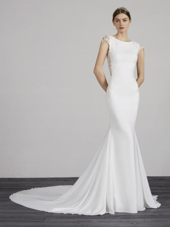 Svatební šaty Pronovias Melva 2019