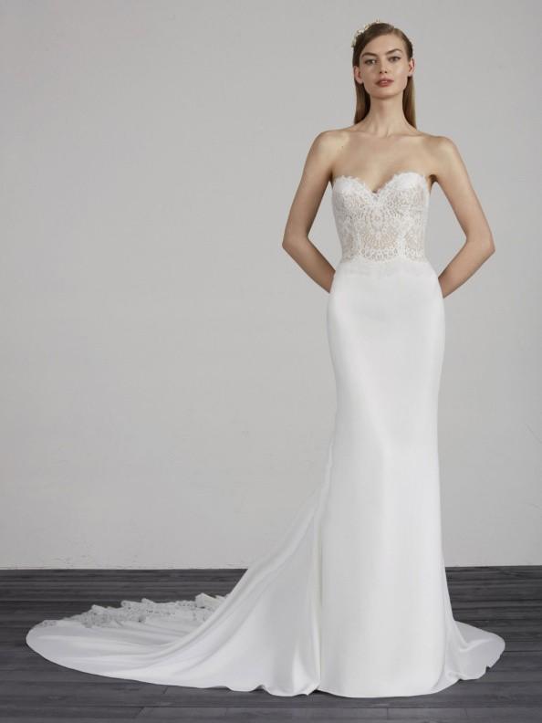 Svatební šaty Pronovias Mesina 2019