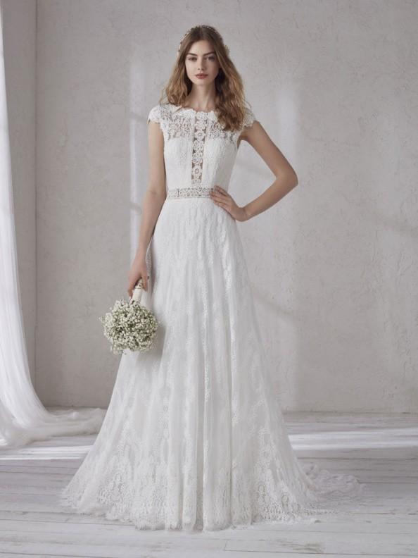 Svatební šaty Pronovias Mia 2019