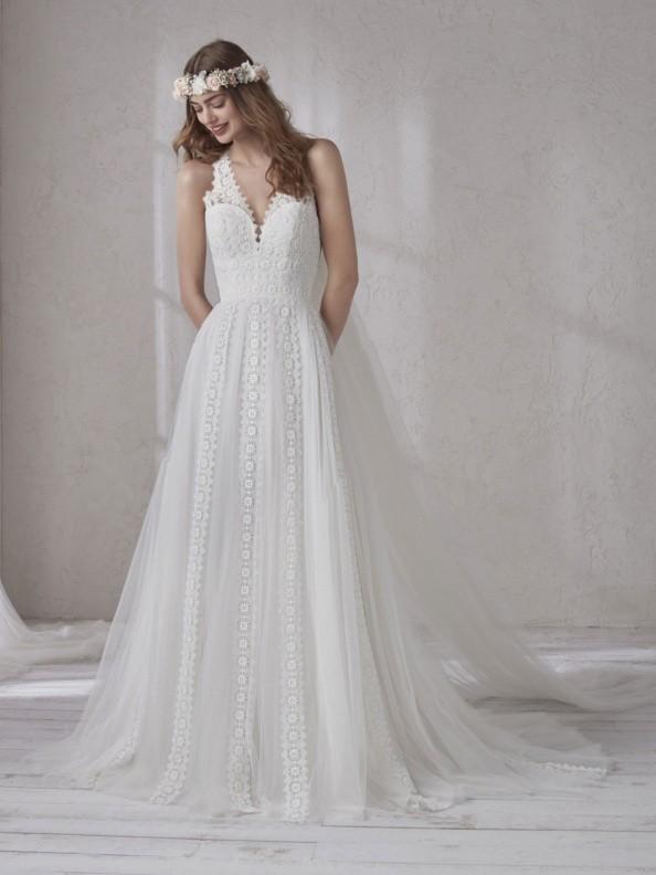 Svatební šaty Pronovias Mila 2019
