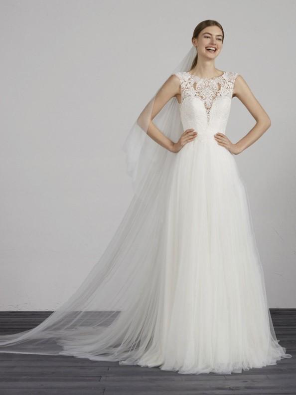 Svatební šaty Pronovias Miramar 2019
