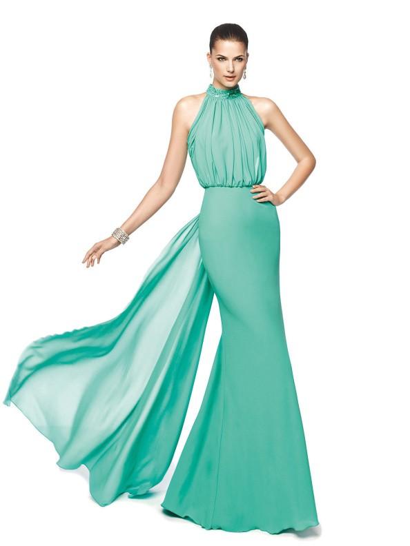 Společenské šaty Pronovias Nadra 2015