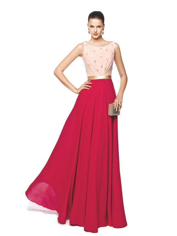 Společenské šaty Pronovias Naia 2015